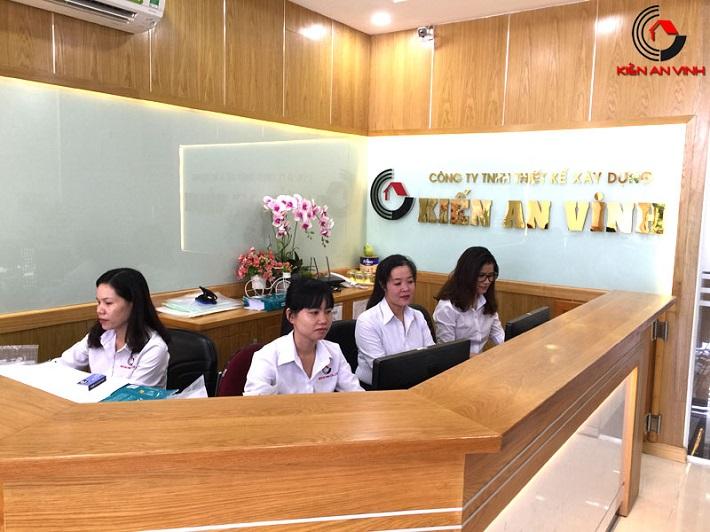 Công ty thiết kế xây dựng nhà phố - Kiến An Vinh | Nguồn từ trang kienanvinh.com