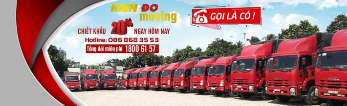Dịch vụ chuyển văn phòng - Công ty Kiến Đỏ Moving