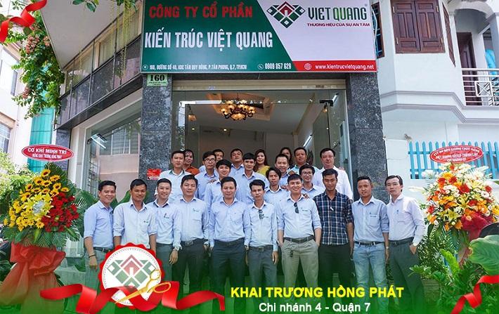 Kiến trúc xây dựng Việt Quang | Nguồn từ trang kientrucvietquang.net