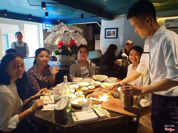 Kitchen Seoul - Nhà hàng Hàn Quốc