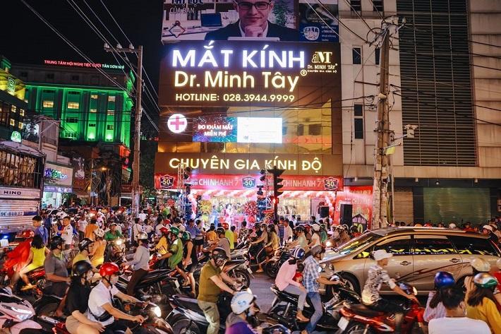Mắt Kính Dr. Minh Tây