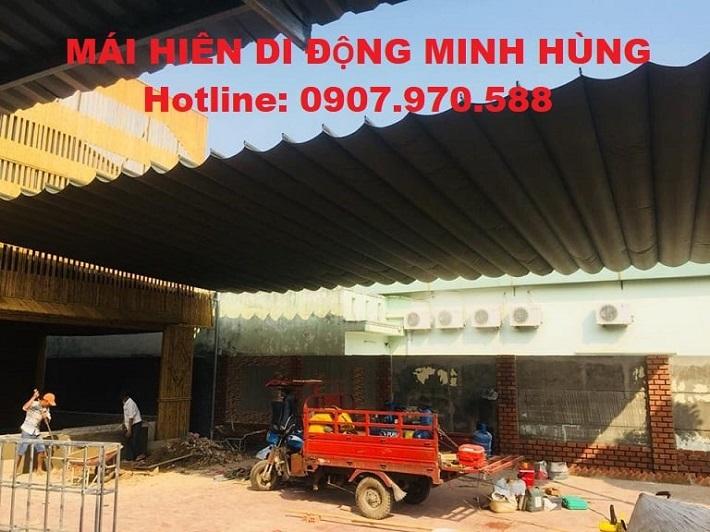 Cơ sở mái hiên Minh Hùng
