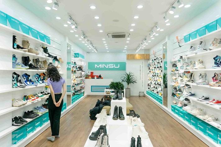 Các shop giày ở Thủ Đức - MinSu