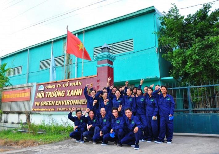 Công Ty thu mua phế liệu - Công ty thu mua và xử lý phế liệu Môi Trường Xanh