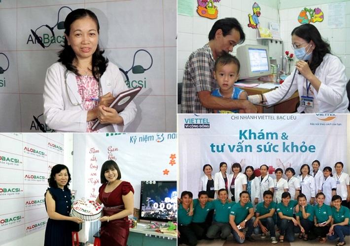 Bác sĩ chuyên khoa nội tiết giỏi ở TPHCM - TS.BS. Nguyễn Thị Thu Thảo