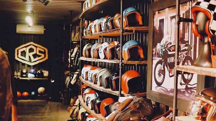 Nón bảo hiểm Kraft Helmet