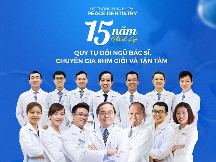 Địa chỉ niềng răng tốt ở TPHCM - Nha khoa Peace Dentistry