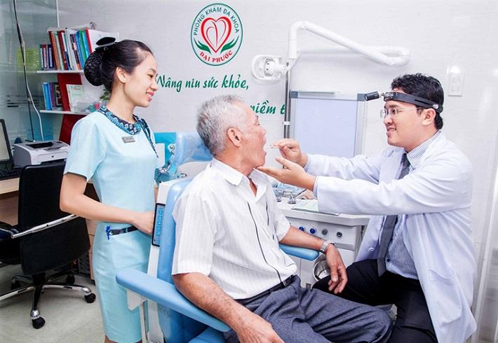Phòng khám đa khoa ở TPHCM -
