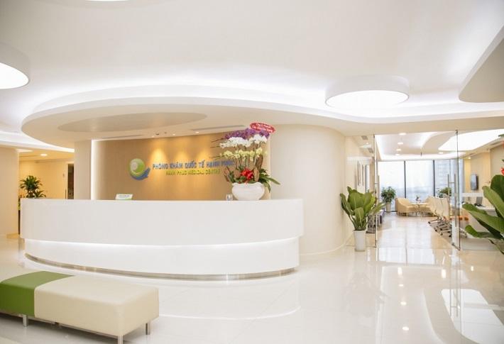 Phòng khám Chăm sóc Sức khỏe Quốc tế Hạnh Phúc