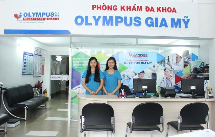 Phòng khám đa khoa ở TPHCM - Phòng khám đa khoa Olympus Gia Mỹ