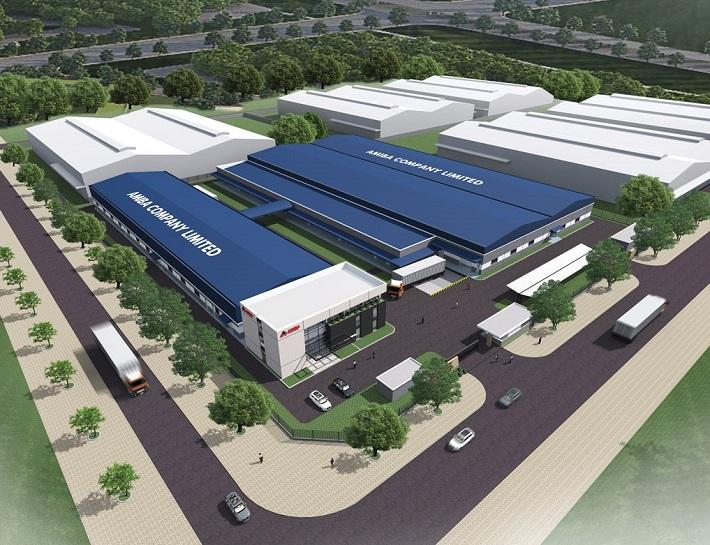 Xây dựng nhà xưởng - Công Ty xây dựng Phú Long
