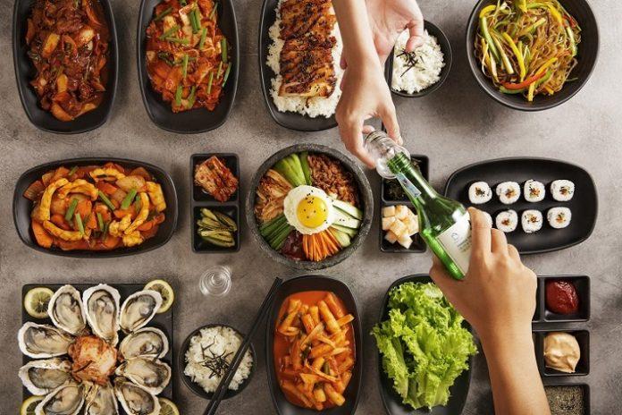 Quán ăn Hàn Quốc ở Thủ Đức
