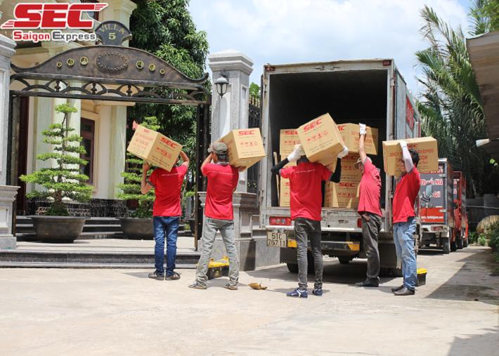 Dịch vụ chuyển văn phòng - Công Ty Saigon Express