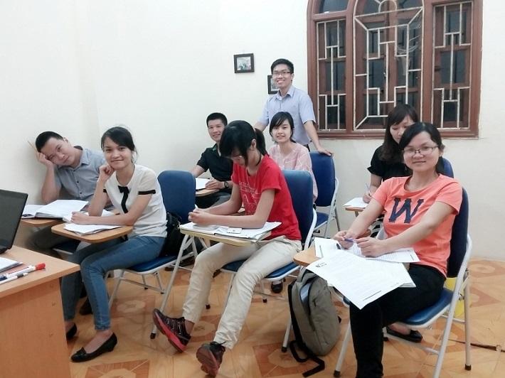 Giáo viên dạy IELTS giỏi ở TPHCM - Thầy Hiếu