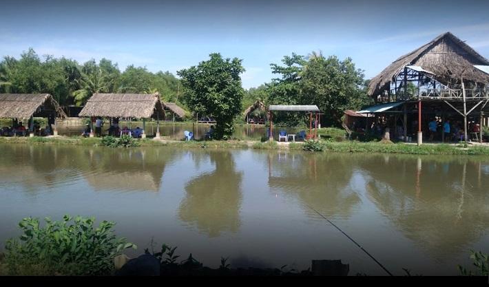 Địa điểm câu cá tự nhiên ở Thủ Đức - Địa điểm câu cáThiên Trang