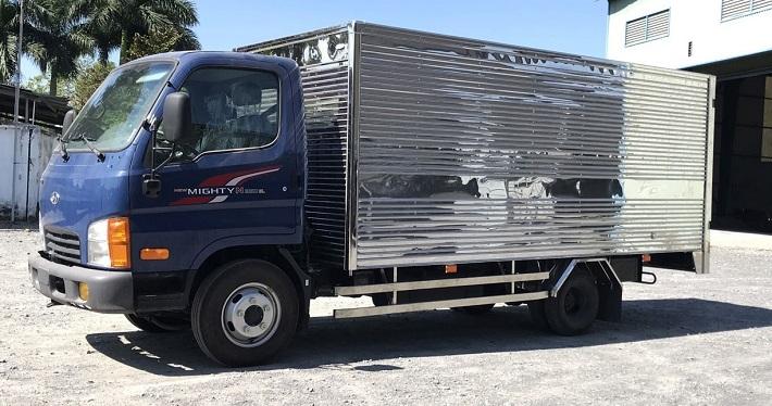 Cho thuê xe tải chở hàng - Dịch Vụ Cho Thuê Xe Tải Tiến Cường 24H