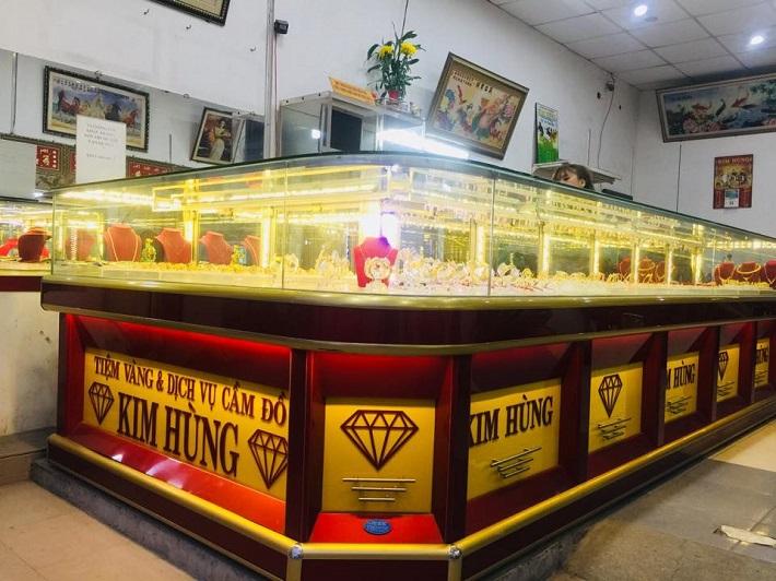 Tiệm Vàng Kim Hùng