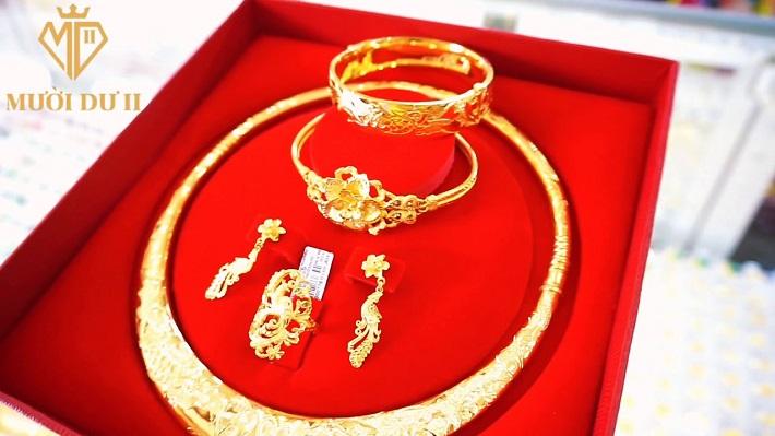 Tiệm vàng uy tín ở Thủ Đức - Tiệm Vàng Mười Dư II
