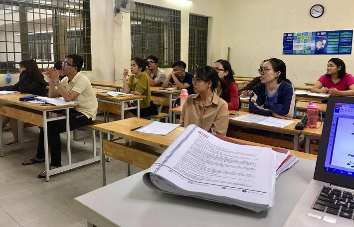 Giáo viên dạy IELTS giỏi ở TPHCM - Cô Trần Tố Linh