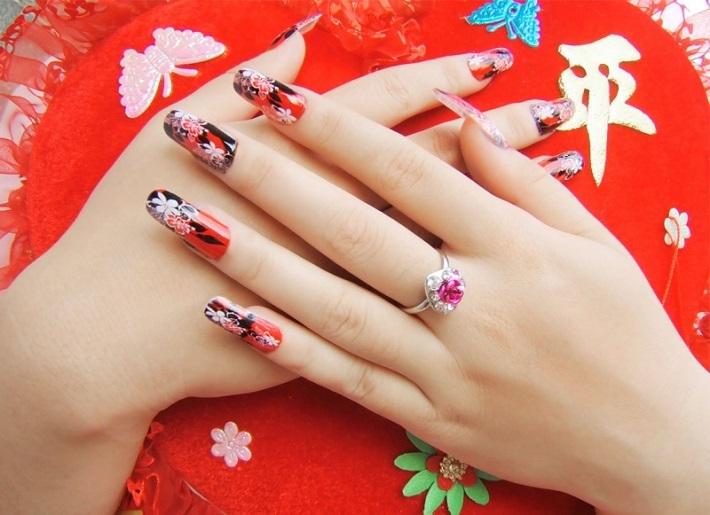 Trung tâm dạy làm nail ở TPHCM - Thanh Ngọc