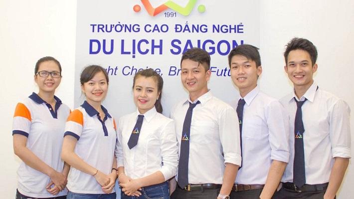 Top trường cao đẳng tốt nhất TPHCM - Cao đẳng nghề Du Lịch Sài Gòn