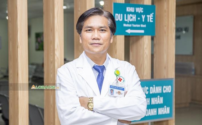 Bác sĩ tâm thần giỏi ở TPHCM - Bác sĩ Đinh Vinh Quang