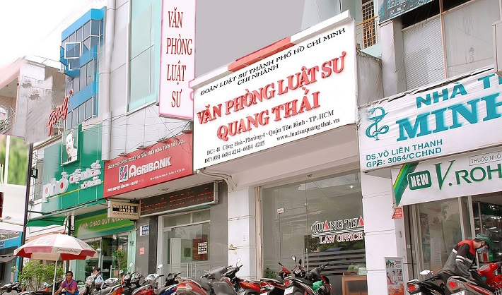 Văn phòng luật sư tại TPHCM - Văn phòng luật sư Quang Thái