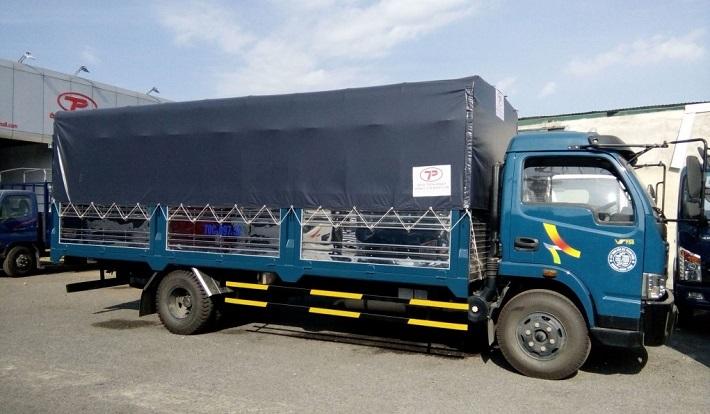 Cho thuê xe tải chở hàng - Vận tải An Phát