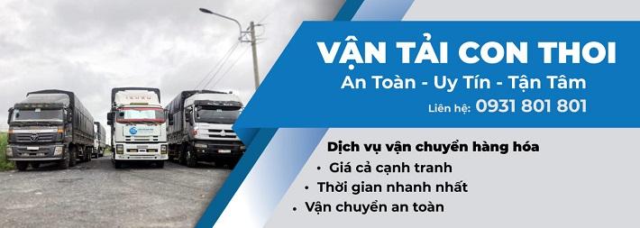 Cho thuê xe tải chở hàng - Công ty TNHH Dịch Vụ Vận Tải Con Thoi