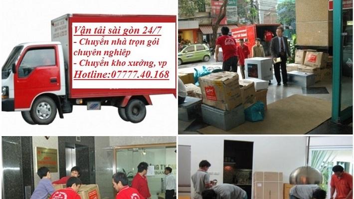 Dịch vụ chuyển nhà - Công ty vận tải Sài Gòn 24/7 | Nguồn từ trang vantaisaigon247.com