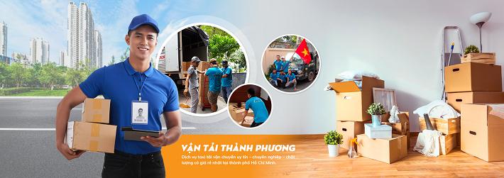 Cho thuê xe tải chở hàng - Công Ty TNHH DV Vận Tải Thành Phương