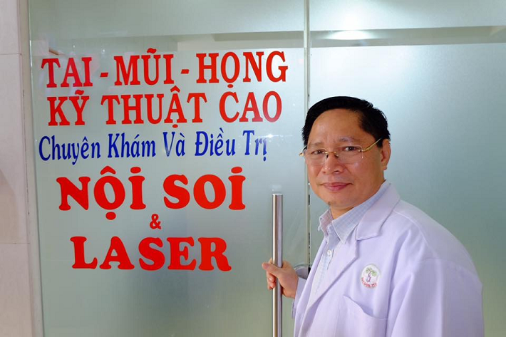 Bác sĩ Tai Mũi Họng giỏi TPHCM - BSCKI. Nguyễn Thành Đông