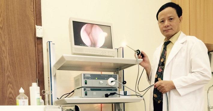 Bác sĩ Tai Mũi Họng giỏi TPHCM - Bác sĩ Phạm Tuấn Khoa