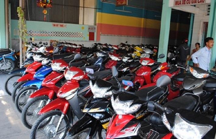 Cửa hàng xe máy cũ Thanh Quý (Hình minh họa)