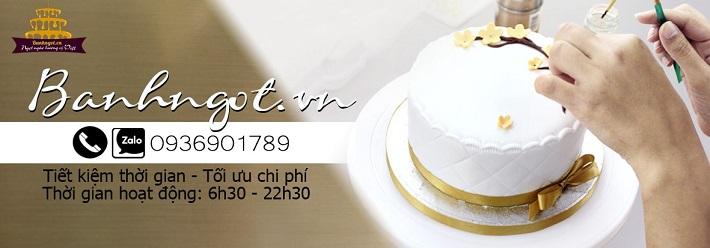 Bánh kem Thủ Đức - Bánh kem Hương Vị Việt