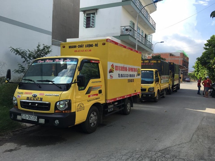 Chuyển kho xưởng - Dịch vụ chuyển kho xưởng Ong Thợ