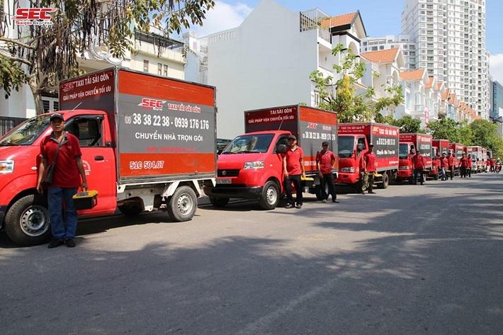 Dịch vụ chuyển kho xưởng Sài Gòn Express | Nguồn từ trang taxitaisaigon.vn