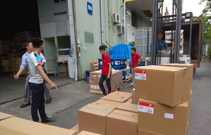 Chuyển kho xưởng - Dịch Vụ Chuyển Dọn Kho Xưởng SG Moving | Nguồn từ trang dichvuchuyendo.net
