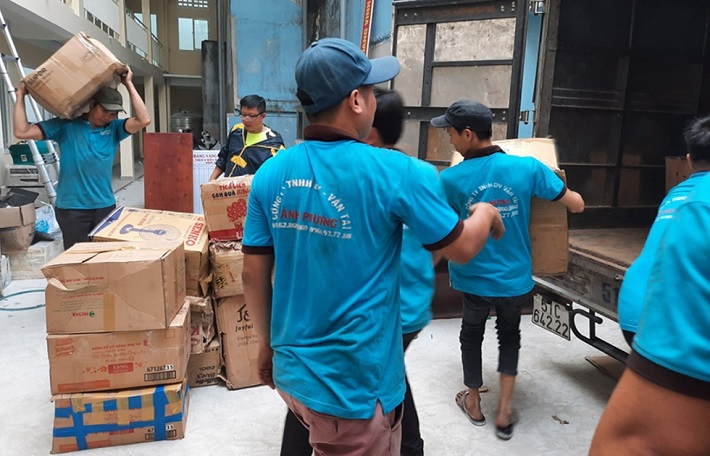 Dịch vụ chuyển kho xưởng Thành Phương | Nguồn từ trang chuyennhathanhphuong.vn