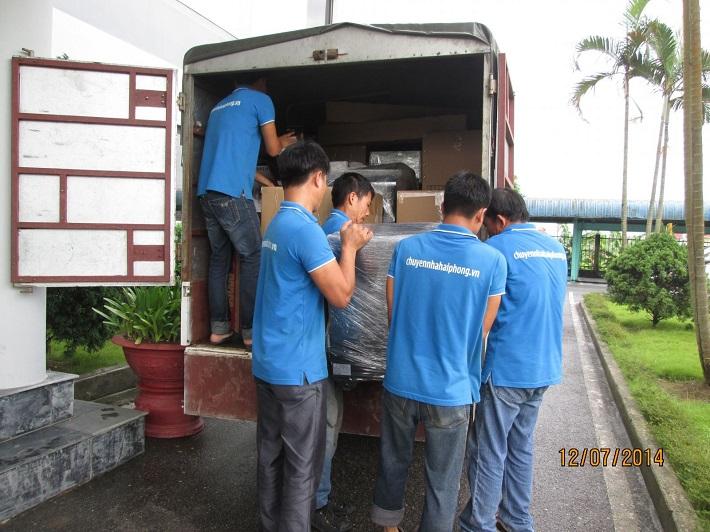 Dịch vụ chuyển nhà trọn gói Hoa Phượng