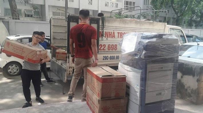 Công Ty chuyển nhà trọn gói Hà Thành