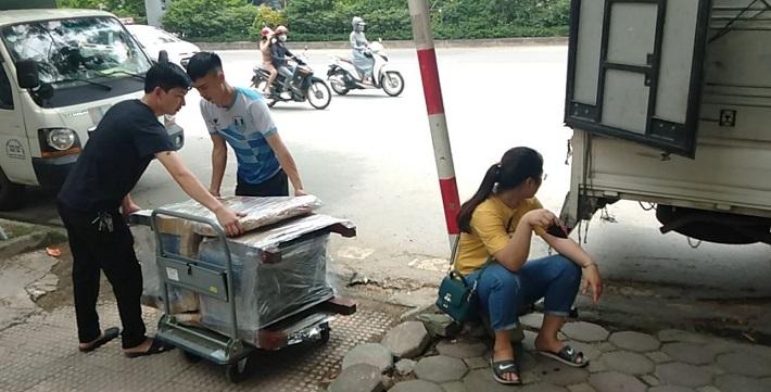 Chuyển nhà trọn gói Hà Nội - Công Ty Nam Long