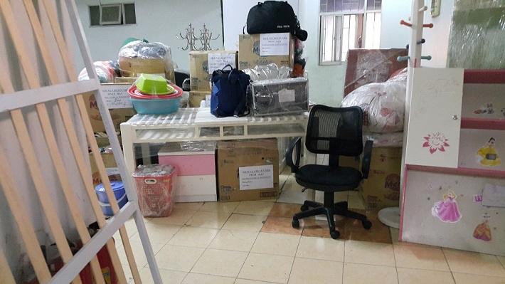 Chuyển nhà trọn gói Hà Nội - Công Ty NVC Group
