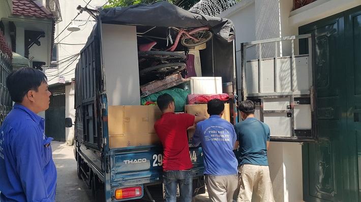 Dịch vụ chuyển nhà Phát Đạt