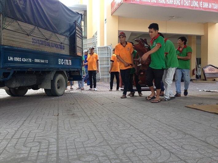 Chuyển nhà trọn gói Hà Nội - Dịch vụ chuyển nhà trọn gói Tân Trường Phát