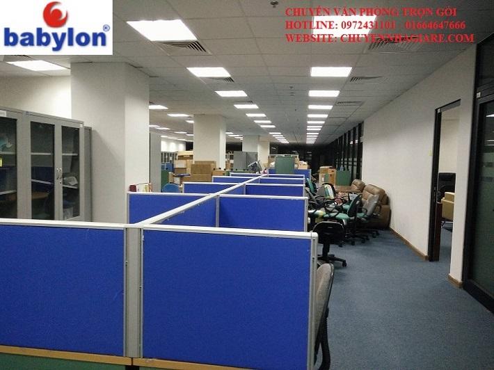 Chuyển văn phòng Hà Nội - Chuyển văn phòng Hà Nội Babylon