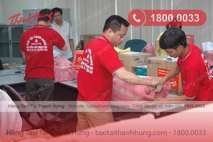 Chuyển văn phòng Hà Nội - Chuyển văn phòng Thành Hưng