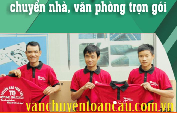 Chuyển văn phòng Hà Nội - Chuyển Văn Phòng Toàn Cầu