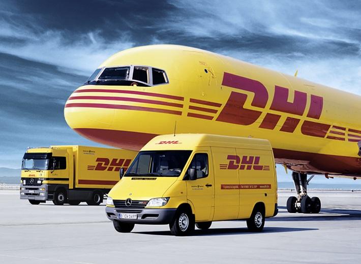 Công ty 3PL ở TPHCM - Tập đoàn Deutsche Post DHL Group