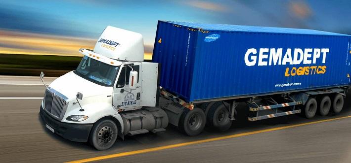 Công ty 3PL ở TPHCM - Công Ty Vận Tải và Logistics – Gemadept